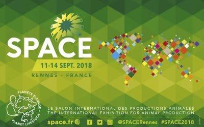 Mercredi 12 septembre 2018 – Le lait de pâturage au SPACE